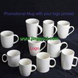 Pubblicità della tazza di ceramica promozionale