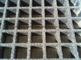 Rejilla de fibra de vidrio moldeado, rejilla de FRP, GRP Rejilla, Glassfiber rejilla.
