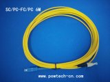 Het optische Koord LC/PC-LC/PC 6m&#160 van het Flard;