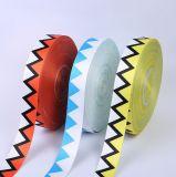 Jahoo patrón Triangular Sello de la cinta de poliéster