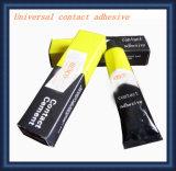 Adhesivo de contacto de neopreno de uso múltiple en el embalaje del tubo