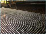 Afwijking Gebreide Glasvezel Geogrid met Treksterkte 50kn