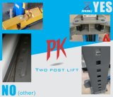 Pofessionalの床版の油圧2つのポスト自動車の起重機