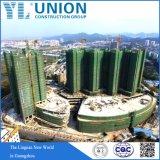 Estrutura de aço verde edifícios de Arquitetura e Estrutura de aço Home
