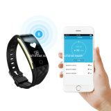 Intelligenter Sport-Eignung-Armband-Verfolger Bluetooth des Wristband-Puls-Monitor-IP67 intelligentes Armband