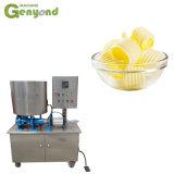 Milch-Butter, die Wirbel Churner Produktionszweig Trennzeichen-Füllmaschine bildet