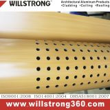 Willstrong 4mm PVDF panneau composite aluminium Unbreakable PE Core