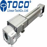 Ligero de 100mm de longitud Módulo lineal para la automatización Leynon
