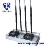 Haute puissance intérieure 45W MDP GSM 3G Brouilleur de téléphone cellulaire (antenne omnidirectionnelle)