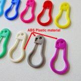 goupilles de sécurité en plastique colorées par 22mm de borne de point de poire de forme