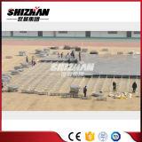 Gran evento utiliza exposición ajustable portátil fácil de instalar la etapa de aluminio