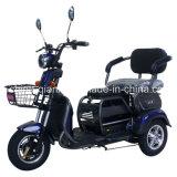 セリウムが付いている3つの車輪のスクーター車