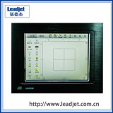 プラスチックびんのためのLeadjet 10W 30Wの二酸化炭素レーザーのマーキング機械