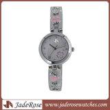 Het Waterdichte Kwarts van uitstekende kwaliteit Dame Wristwatch