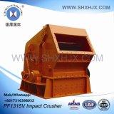 Machacamiento de la trituradora de impacto de la alta calidad del fabricante de equipamiento