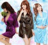 OEM 여자 섹시한 일본 옷 란제리 욕의 (53021)
