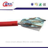materiale da otturazione a prova di fuoco del Mylar della lamina di alluminio del cavo di 3*1.5mm