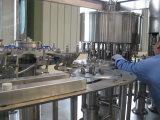 Máquina de rellenar del jugo del mango de 12 pistas en botellas del animal doméstico