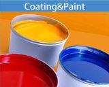 Pigmento inorgánico amarillo 184 de material plástico (Vanadate bismuto)