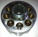 Pièces de rechange de moteur de course d'excavatrice de chenille de KOMATSU PC200-6