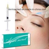 Cuidados com a pele de injeção de ácido hialurônico de Enchimento