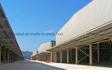 現実的なプレハブの鉄骨構造の建物フレームの研修会