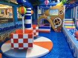Оборудование Playgrond типа океана корабля пирата с большой ямой шарика