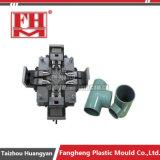 プラスチック注入PVC厚さの管のティー型