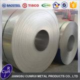 Proveedor chino de la bobina de acero inoxidable 304 de la bobina de hojas/placa /