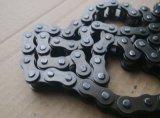 Cinta transportadora caliente del acero de aleación del encadenamiento del rodillo del acero inoxidable de la venta con los contactos