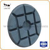 """4""""/100mm Tampon de polissage de diamants de la résine Bond-de-chaussée outils de meulage de rénovation pour le béton de roue"""