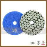 "2016 Hot Sell3 ""4"" 5 ""Dry Diamond Polishing Pad (S-DPP-1012)"