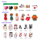 Varios tipos de suministro de ropa collares gato variedad de juguetes de perro de la Salud los beneficios de productos pet interactivo