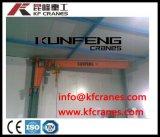 Bom guindaste de patíbulo fixo da parede do preço e da qualidade em industrial