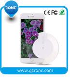 Qi-Aufladeeinheits-drahtlose allgemeinhinaufladeeinheit für Samsung/iPhone 8