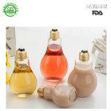 De Fles van de Drank van het sap met Privé Etiket plus Grootte