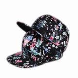 Выдвиженческая крышка Snapback бейсбольной кепки вышивки крышек