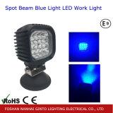 Nouveau design 5pouce 48W à LED phare de travail du chariot élévateur pour lampe Jeep SUV Offroad Pleins feux sur toit de voiture