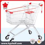 Malla de Metal Cable Carro de compras carrito de supermercado
