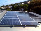 Poli pile solari 325W di alta efficienza/comitato solare