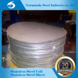 工場は良質を201ステンレス鋼の円に供給する