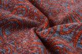Tela geométrica negra de la tapicería del sofá de la buena calidad (fth31935)