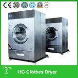 Secador automático da queda da roupa do aço inoxidável (hectogramas)