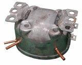 Soldador automático da resistência para a solda dos pés da base do compressor
