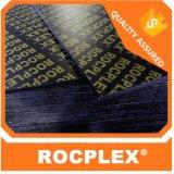 Usine de contreplaqué, Rocplex haut Qaulity contreplaqué, film noir face contre-plaqué