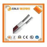 Pvc van de Leider van het aluminium stak de Flexibele Geïsoleerde Kabel van de Kabel van de Controle Plastiek in de schede