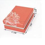 Papel de cor personalizado Dom Pack belas jóias caixa de embalagem #Jewelrybox