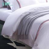 Tessile domestica personalizzata 100% del cotone costoso per l'appartamento