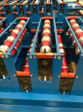 Gewölbte Dach-Panel-Rolle, die Maschine bildet