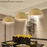 屋内照明シャンデリアのペンダントライトのための木製カラー